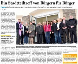 SZ-Zeitung Gründertreffen 03.2013